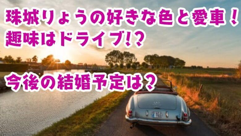 tamakiryo-katarazuka-tukigumi-otokoyaku-top-kekkon-suki-car-drive-colour